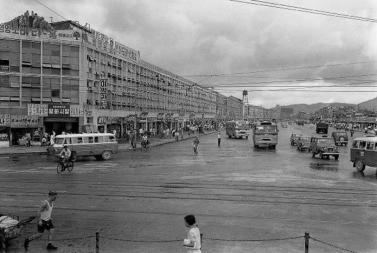 Pyounghwa Market 1960