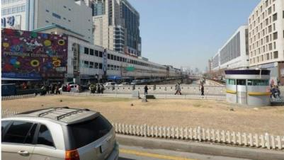 Pyounghwa Market 2013